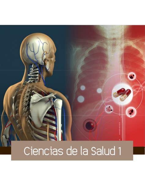 libro ciencia de la salud libro de ciencias de la salud i