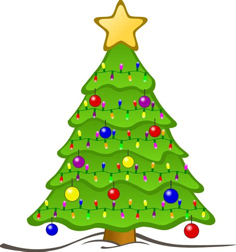clipart animated tree