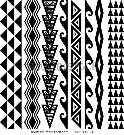 tribal pattern hawaiian hawaiian pattern stock photos images pictures