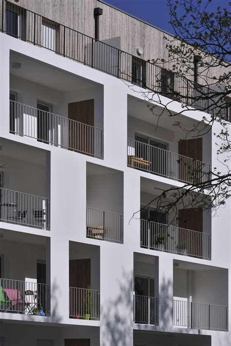 gallery of ganei shapira affordable housing orit 17 best images about mid rise residential on pinterest
