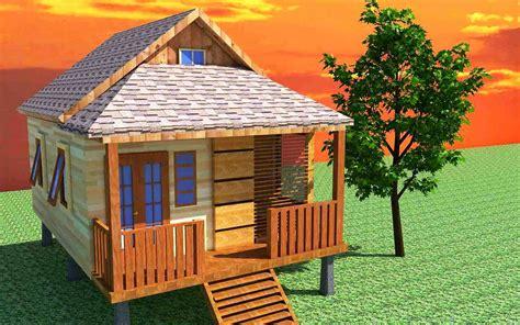 membuat rumah kayu sederhana ツ 12 contoh desain rumah kayu minimalis modern sederhana