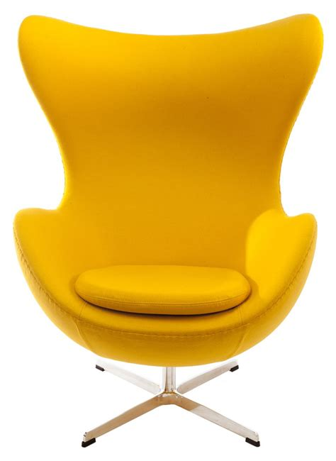 Egg chair inspired by designs of arne jacobsen mellcarth wholesale furniture and decor