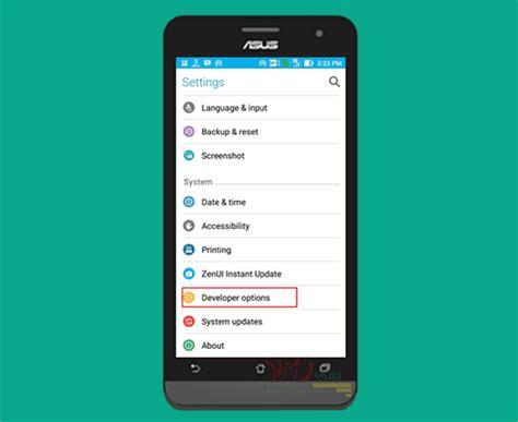 Usb Untuk Android cara mudah mengaktifkan usb debugging pada semua android