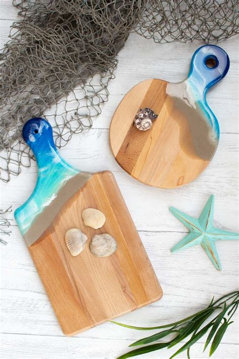 beautiful resin wood projects resin crafts