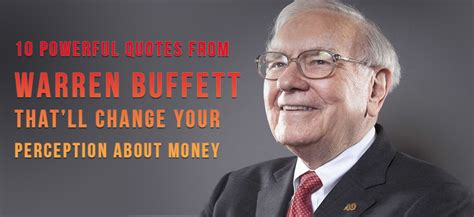 10 Powerful Quotes From Warren Buffett That'll Change Your