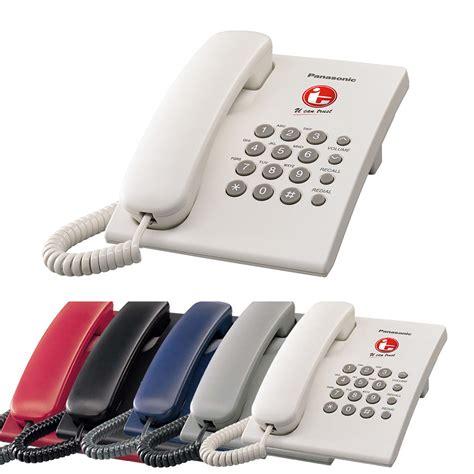 panasonic kx ts505mx telepon panasonic best produk panasonic single line kx ts505mx
