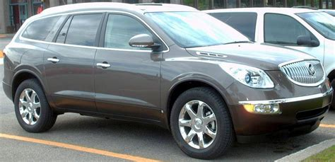 2008 buick enclave dimensions file 2008 buick enclave jpg wikimedia commons
