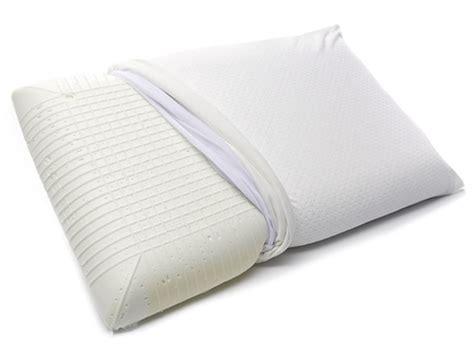 Italian Memory Foam Pillow by Italian Molded Memory Foam Pillow