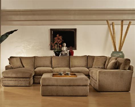 oversized sectional with ottoman sectional sofa with oversized ottoman amazing sectional