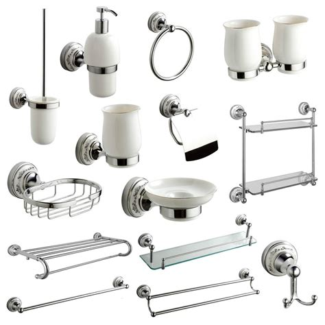Bathroom Equipment Accessories Tips To Shop For The Best Bathroom Accessories Bath Decors