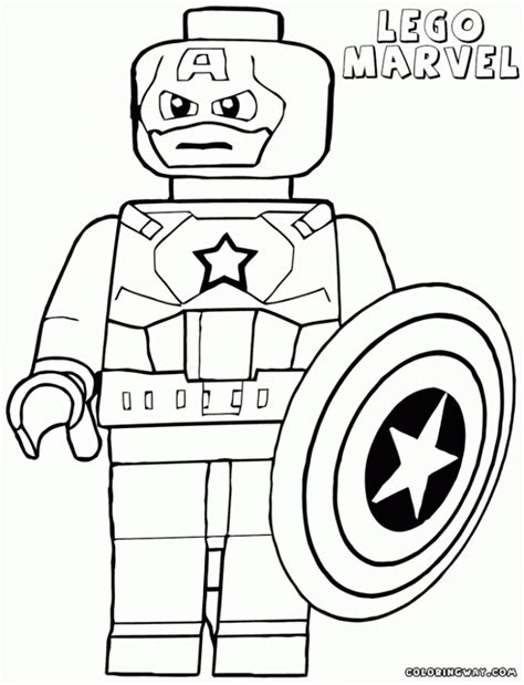 lego basketball coloring pages get this lego marvel coloring pages 73baj