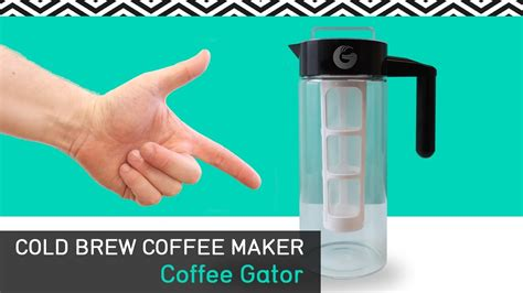 Gater Cold Brew Maker Espresso Dripper Bd 1 200ml coffee gator cold brew coffee maker kit with scoop and funnel uumpress store e5d6301b8083