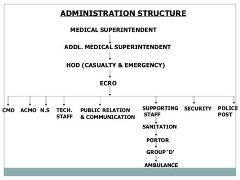 casualty section hospital emergency services