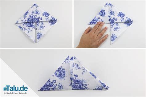 serviette fächer falten nett servietten falten zeitgen 246 ssisch das beste