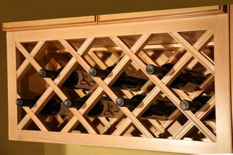 kitchen cabinet wine rack plans wine rack for cabinet delightful design ideas of kitchen