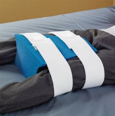 Knee Pillow For Hip by Calf Knee Thigh Hip Support Abduction Pillow Vinyl