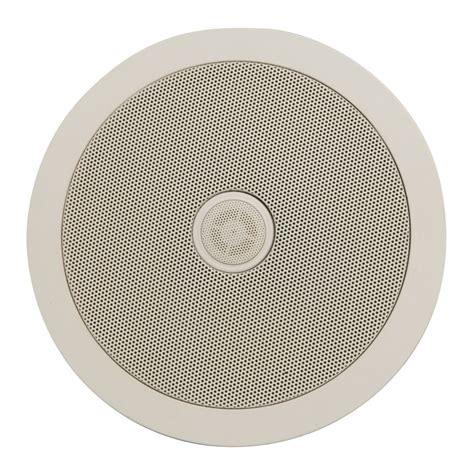 Ceiling Speakers With by Ceiling Speaker With Directional Tweeter Single