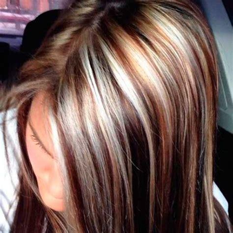 30 luzes nos cabelos castanhos como fazer fotos v 237 deo