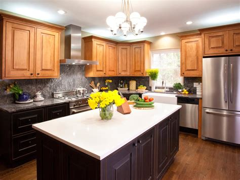 cheap kitchen island ideas cheap kitchen countertops pictures options ideas hgtv