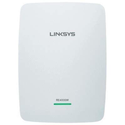 Linksys Re4000 wi fi