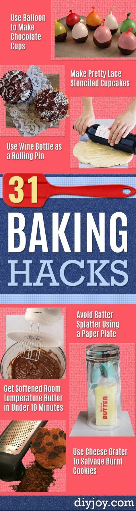 baking hacks best 20 baking tips ideas on pinterest cooking