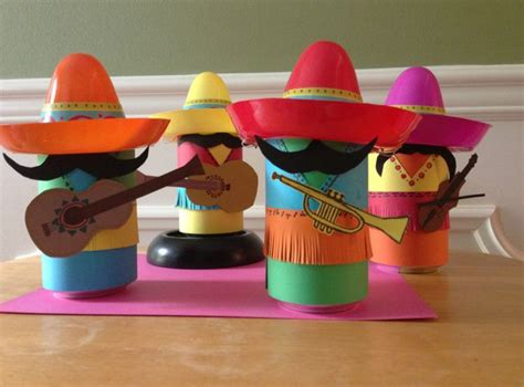 How To Make Mexican Paper Decorations - mexican decorations home theme ideas