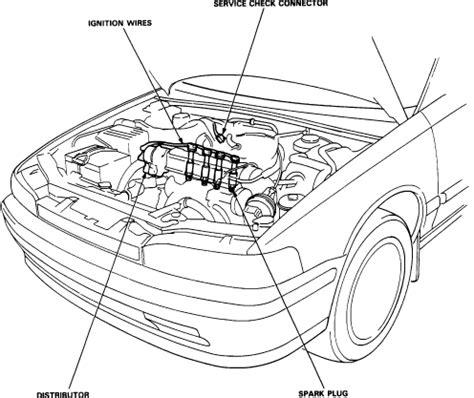obd1 civic ecu wire harness diagram obd1 free engine