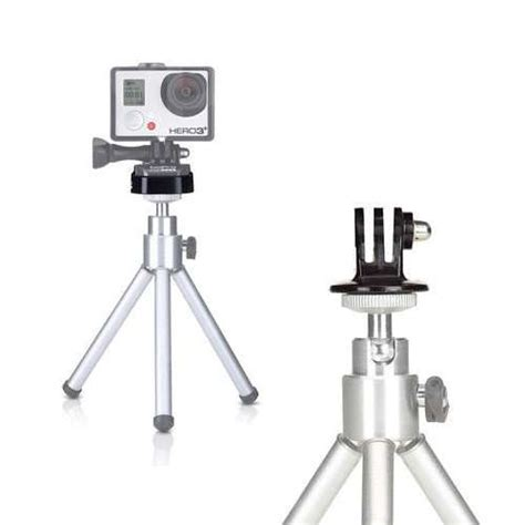Monopod Ori Gopro buy gopro tripod mount abqrt 001 attach your gopro to any standard tripod with a 1 4 inch