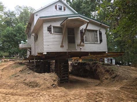 digging basement foundation home desain 2018