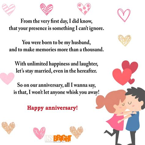 Anniversary Nisadas by Happy Anniversary Poems For Him Or With Images