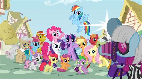 Seri Dvd Animasi My Pony Friendship Is Magic Season 1 my pony friendship is magic season 4 opening