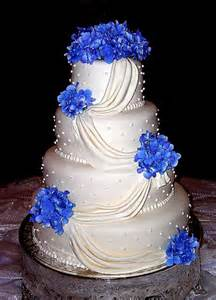 blue wedding cake ideas 22 stylish