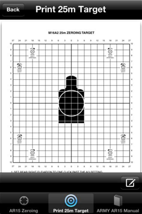 printable ar 15 zeroing targets 404 not found