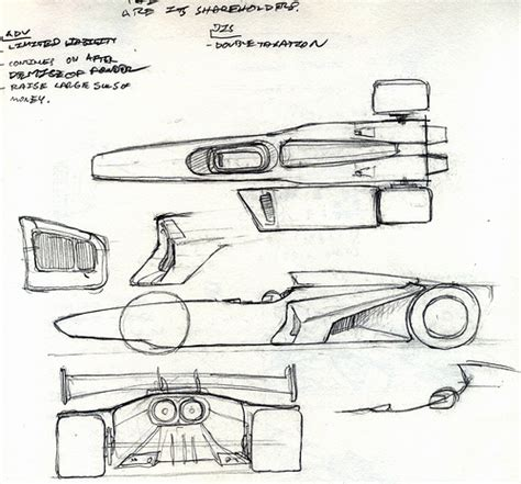 Formula 1 Sketches by F1 Profile Concept Sketch These Are Some Sketches I