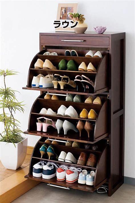solid wood rotating shoe rack tipping shoe shoe shoe