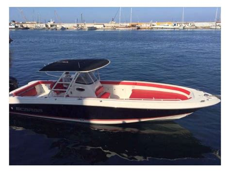 scarab boat ballast wellcraft scarab 35 turnament in lombardy open boats