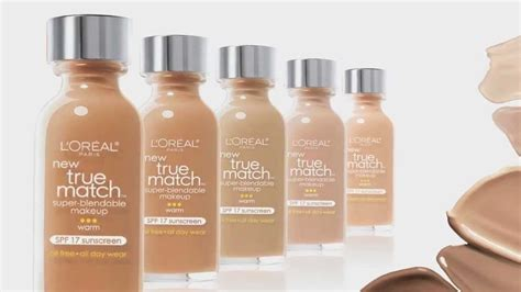 base true match loreal r 69 90 em mercado livre