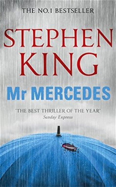 by stephen king mr mr mercedes the crime writers association
