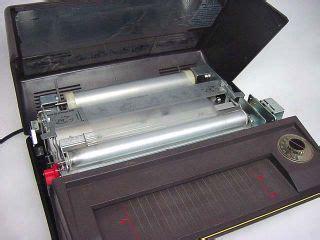 tattoo transparency maker 3m thermofax machine 4550 transparency maker tattoo