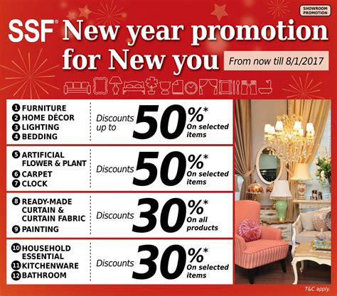 junction 8 new year promotion ssf home 2017 new year promotion till 8 january 2017