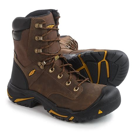 keen work boots for keen mt vernon 8 work boots for save 52