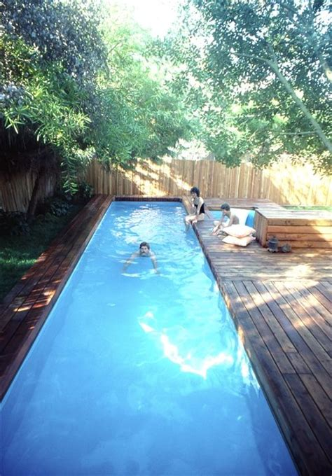 how to build a lap pool 25 best backyard lap pools trending ideas on pinterest