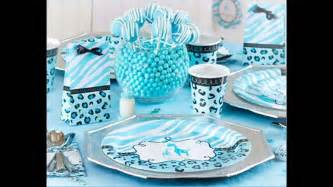 Baby Shower Decorations For Boy Ideas by Home Baby Shower Decorations Ideas Boy