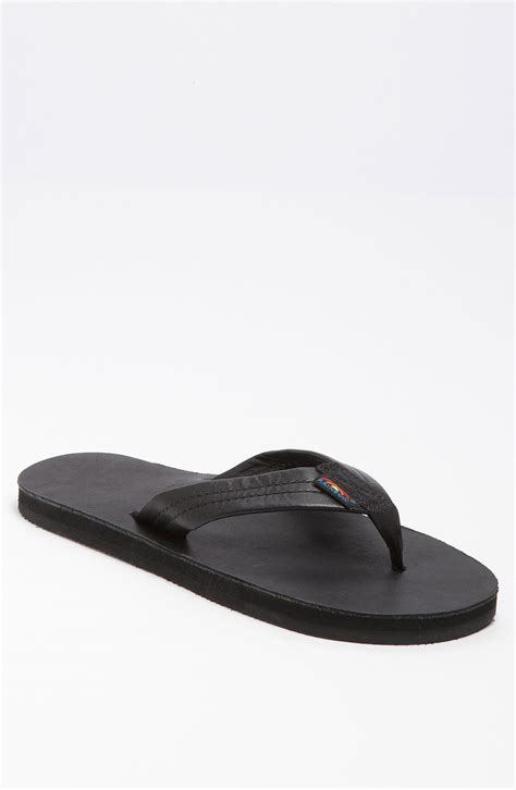 rainbow sandals nyc rainbow sandals s 301alts sandal in black for