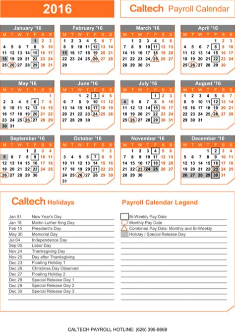 payroll calendar templates for excel pdf and word