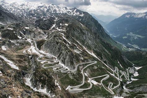 Motorrad Fahren Dolomiten by Gotthard Pass Switzerland Passes Pinterest Motorrad