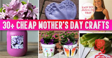 diy mothers day crafts 30 cheap s day crafts that speak for themselves