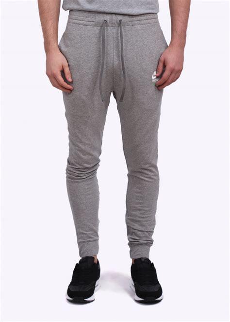light grey nike sweatpants nike sportswear ntf slim jogging pant light grey