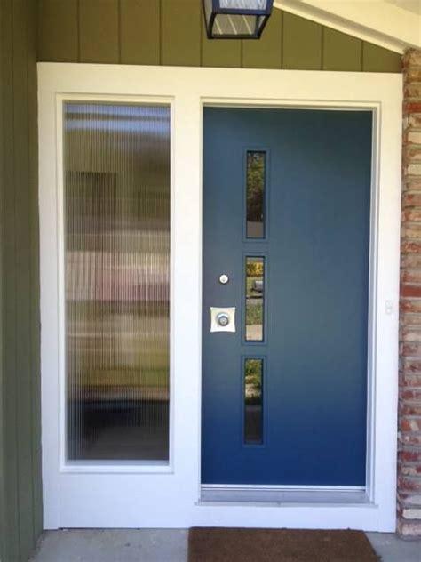 Build Your Own Exterior Door Make Your Own Affordable Door Lite Kits For Your Front Entry Doors Doors Mid Century Modern