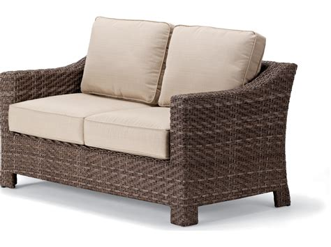 hton bay woodbury patio sofa best 28 wicker patio loveseat white outdoor wicker